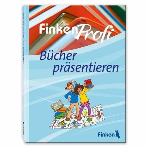 FinkenProfi – Bücher präsentieren