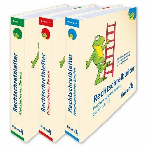 Rechtschreibleiter (3 Bände)