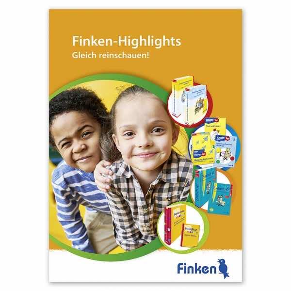 Prospekt Finken-Highlights