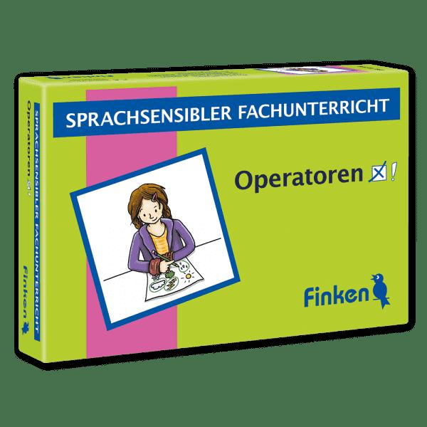 Sprachsensibler Fachunterricht • Operatoren