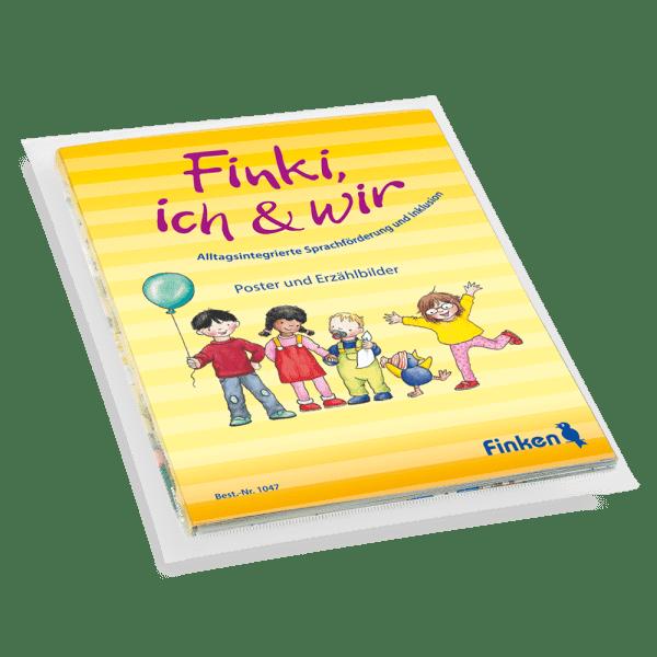 Finki, ich & wir - Poster und Erzählbilder