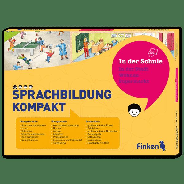 Sprachbildung kompakt • Schule