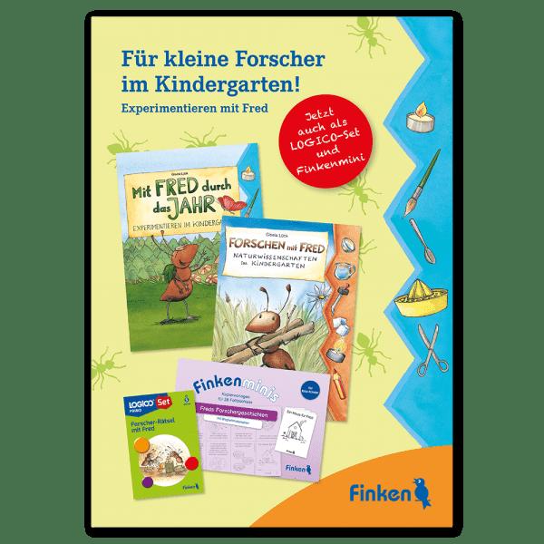 "Prospekt ""Experimentieren im Kindergarten"" – zum Download"