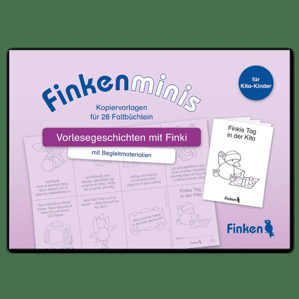 Vorlesegeschichten mit Finki