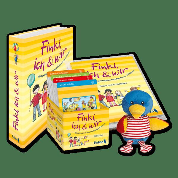 Finki, ich & wir (mit Handpuppe)