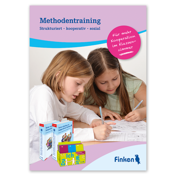 Methodentraining Prospekt