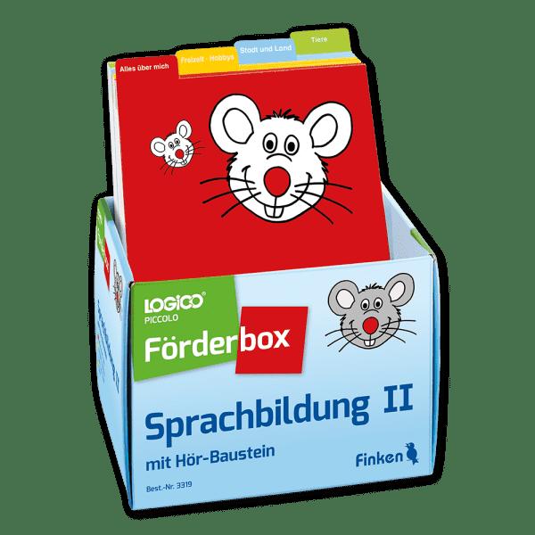 Sprachbildung II mit Hör-Baustein