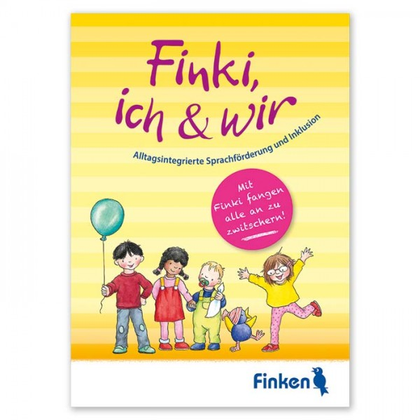 """Prospekt """"Finki, ich & wir"""""""