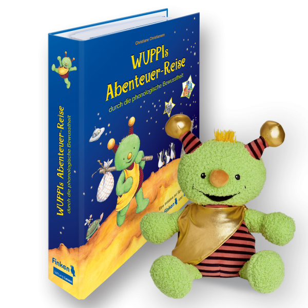 Wuppis Abenteuer Reise Ubungsprogramm Fur Die Kita Finken Verlag