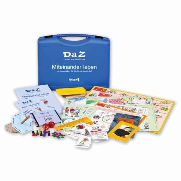 DaZ-Lernkoffer: Miteinander leben