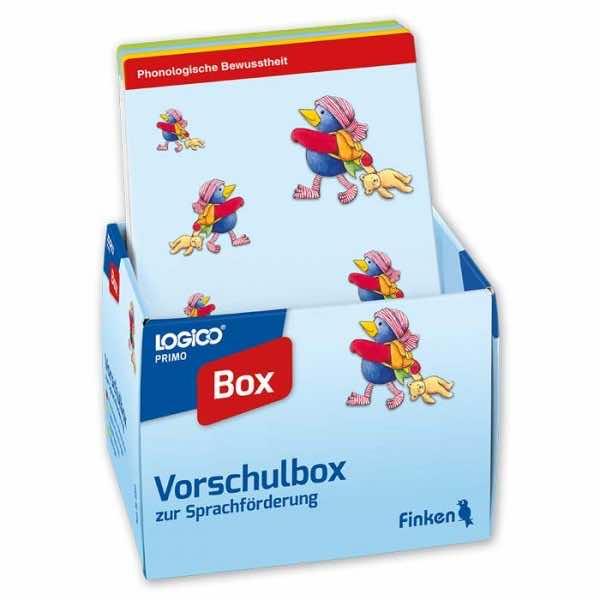 Vorschulbox zur Sprachförderung
