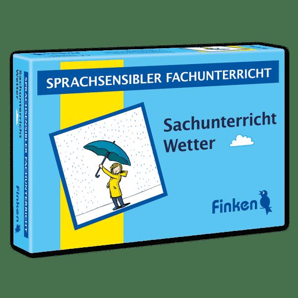 Sprachsensibler Fachunterricht • Wetter