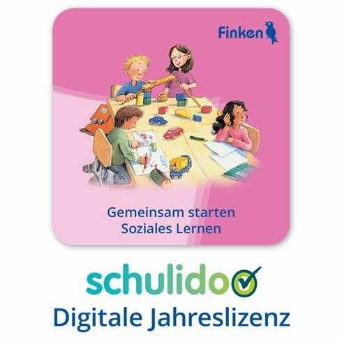 """Produktlizenz """"GEMEINSAM STARTEN – Soziales Lernen"""""""