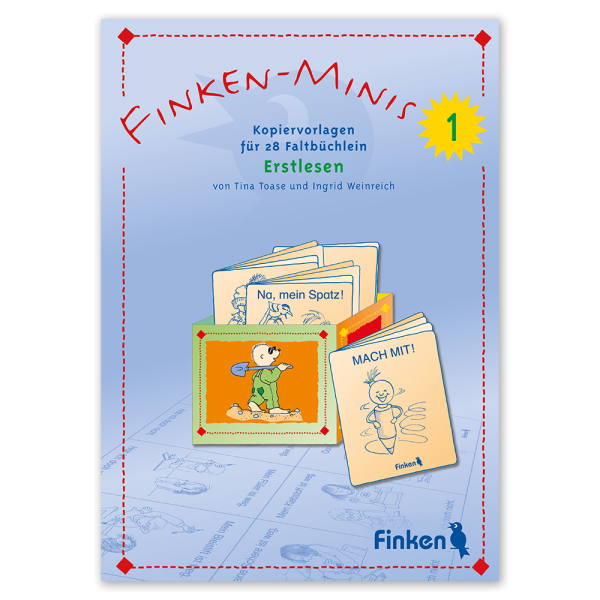 Finken-Minis 1 – Erstlesen
