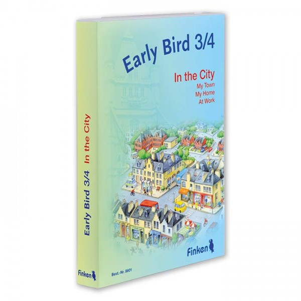Early Bird 3/4 – In the City