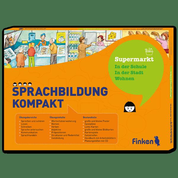 Sprachbildung kompakt • Supermarkt