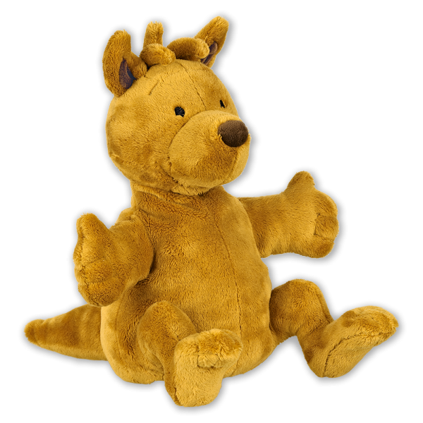 "Känguru ""Konrad"" – Handpuppe"