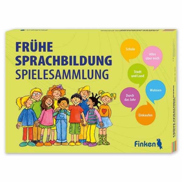 Frühe Sprachbildung • Spielesammlung