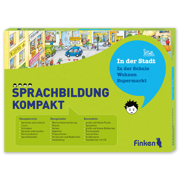 Sprachbildung kompakt • Stadt