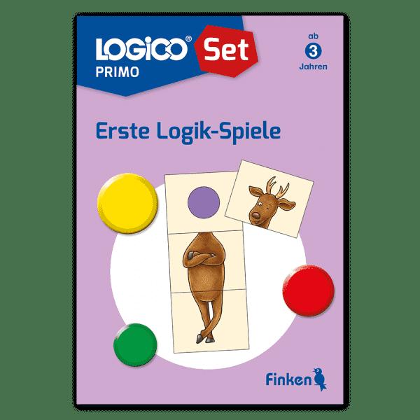 Erste Logik-Spiele