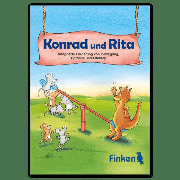 """Prospekt """"Konrad und Rita"""""""