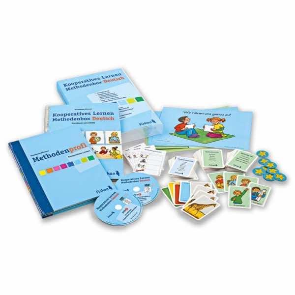 Kooperatives Lernen – Methodenbox Deutsch