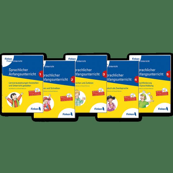 Sprachlicher Anfangsunterricht Band 1-5