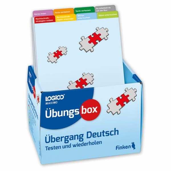 Übergang Deutsch