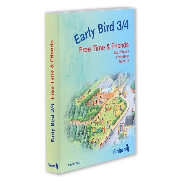 Early Bird 3/4 – Free Time & Friends