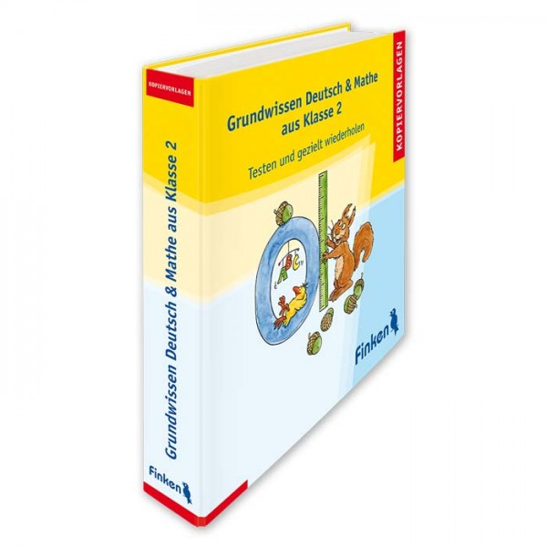 Grundwissen Deutsch und Mathe aus Klasse 2