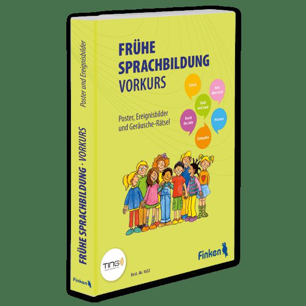 Frühe Sprachbildung Vorkurs