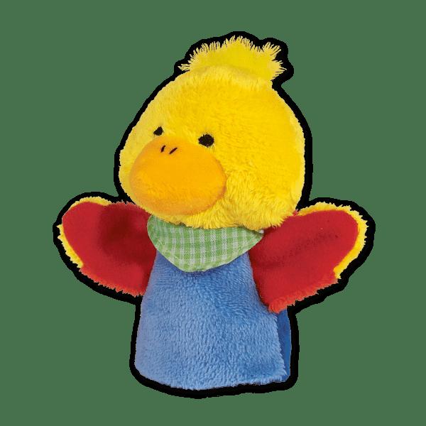 """""""Birdie"""" – Fingerpuppe"""