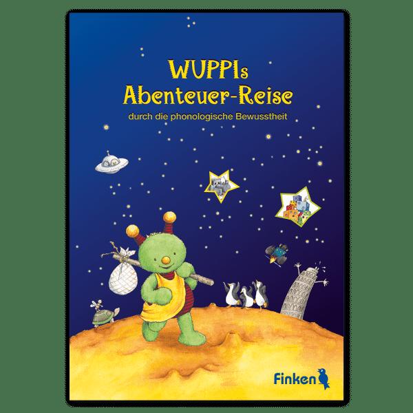 "Prospekt ""Wuppis Abenteuerreise"""