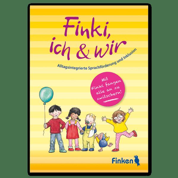 """Prospekt """"Finki, ich und wir"""""""